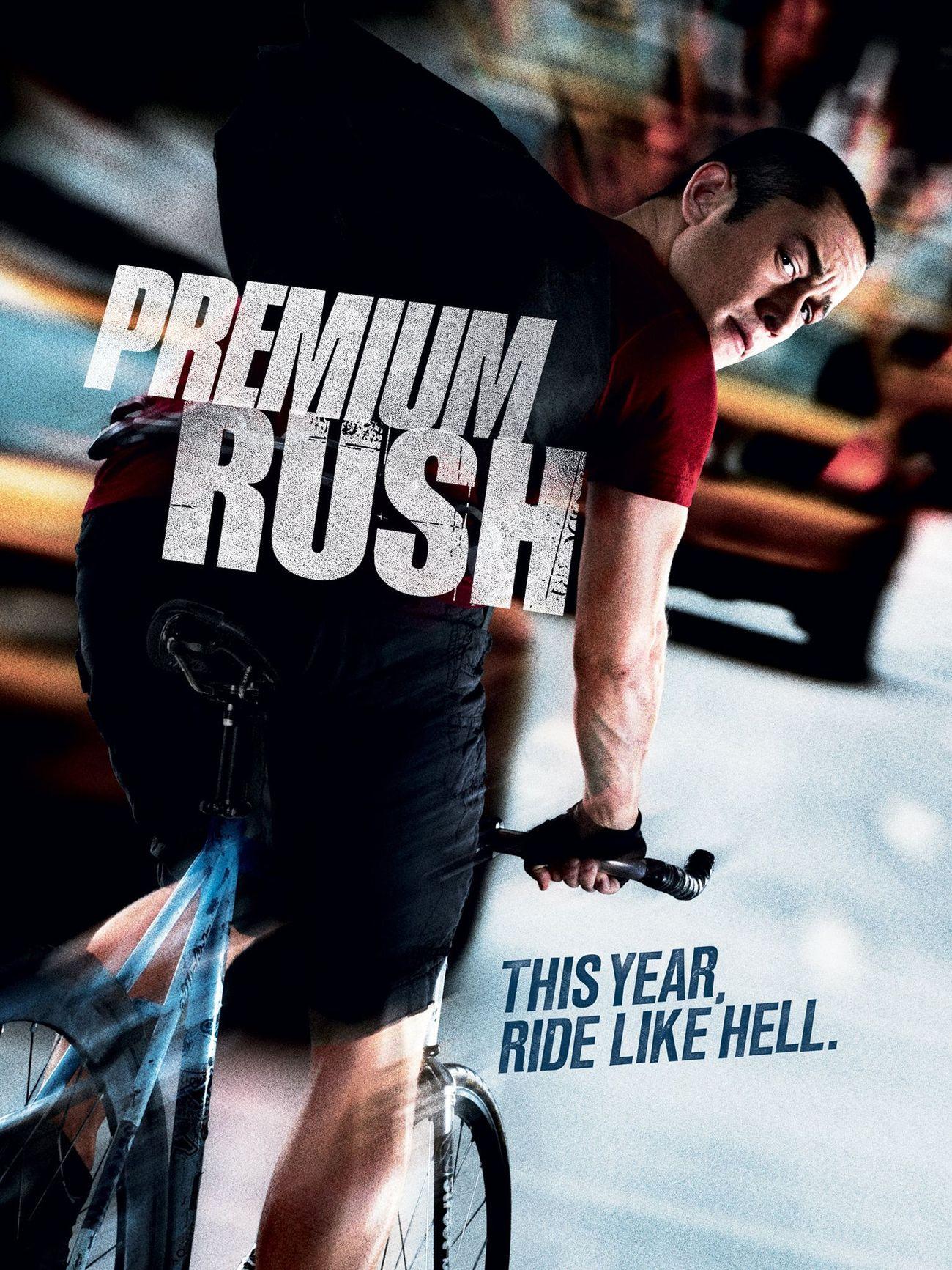 Premium Rush Movieguide Movie Reviews For Christians
