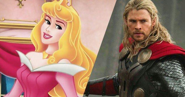 Thor-and-Aurora