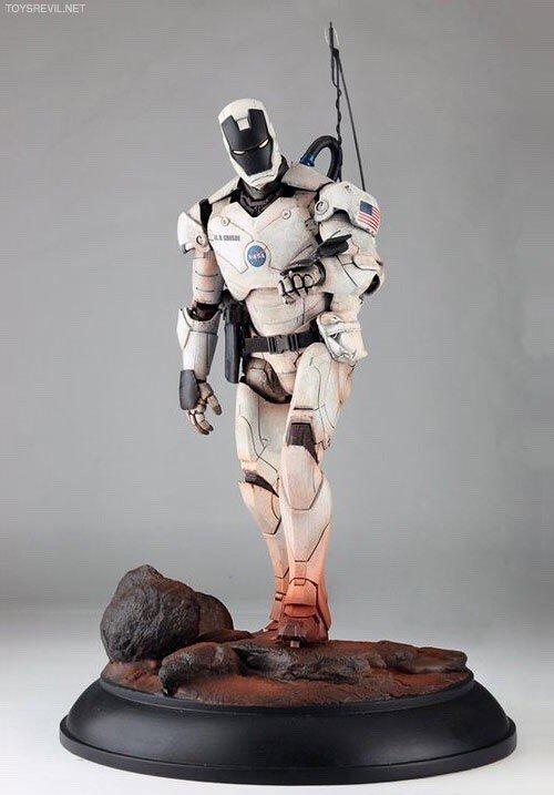 NASA themed Iron Man anyone - Imgur