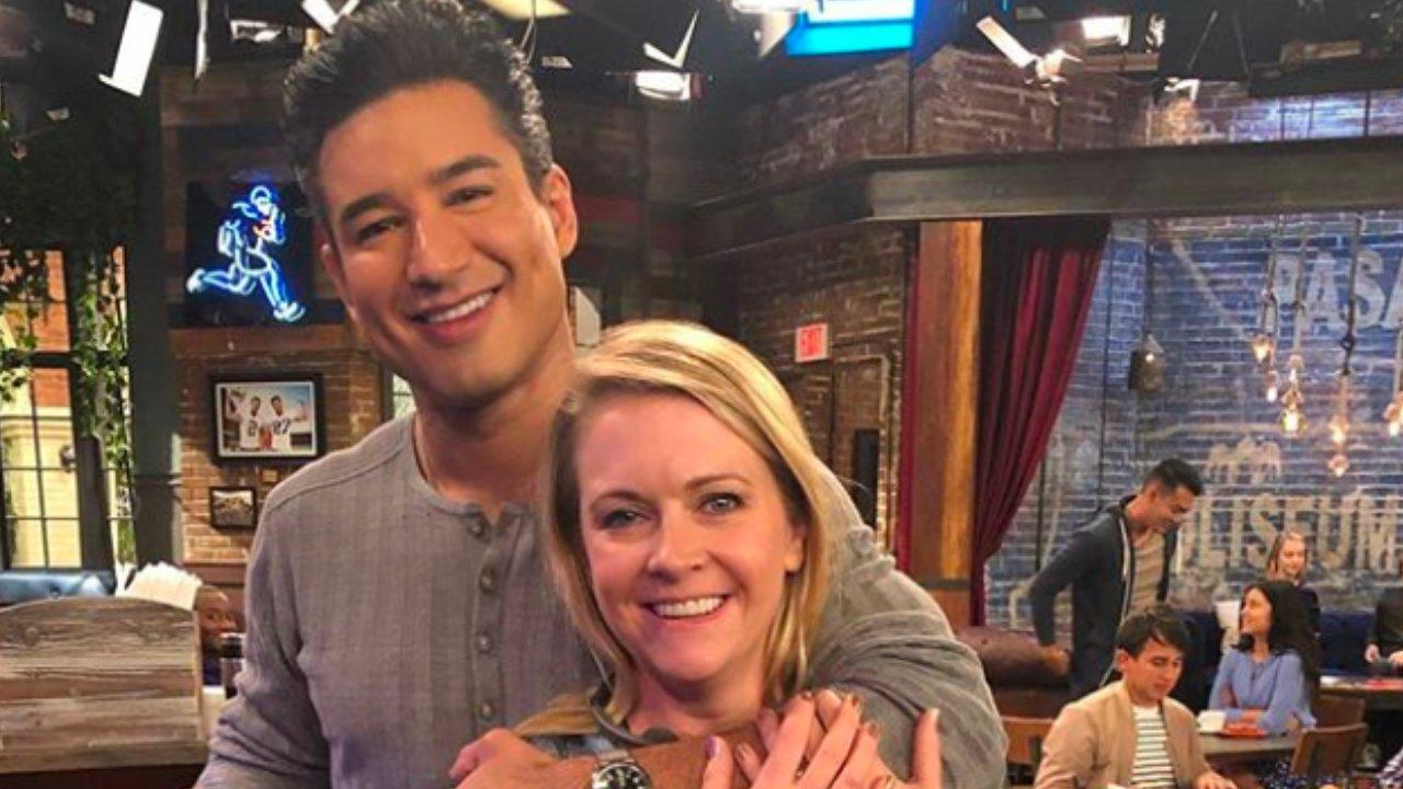 Melissa Joan Hart Directs Mario Lopez In New Family Friendly